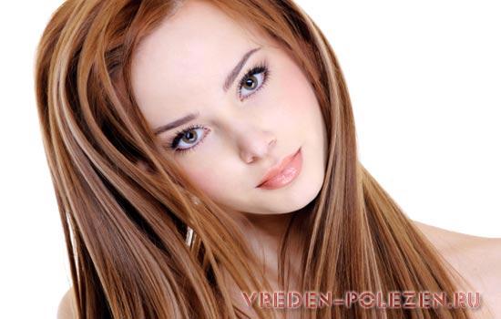 Качественная бесцветная хна не должна изменять цвет или оттенок волос