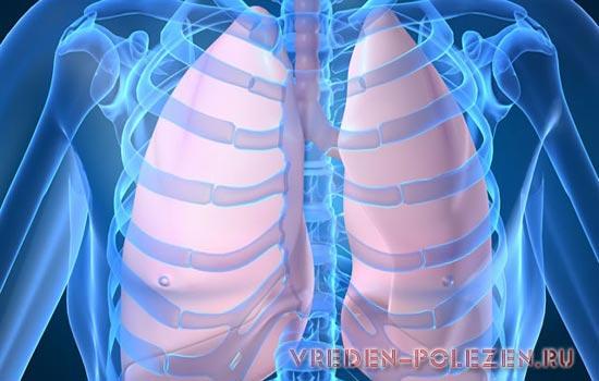 При однополярной ионизации воздуха отрицательные ионы просто не попадают в легкие