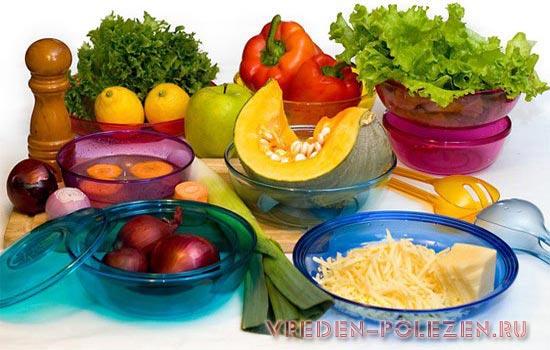 Со временем из пластиковой посуды выделяются продукты распада