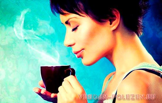 Зеленый кофе богат природными антиоксидантами