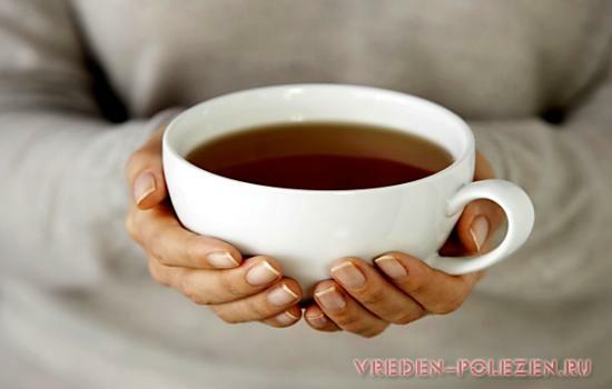 чем вреден чай для похудения при беременности