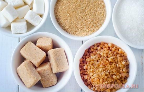 Фруктоза в большинстве стран мира используется как заменитель сахара