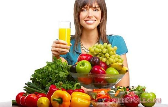 Чтобы сохранить организм молодым и здоровым, необходимо употреблять свежие фрукты и овощи, где фруктоза присутствует в натуральном виде