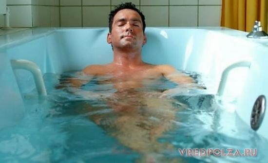 Радоновые ванны при беременности