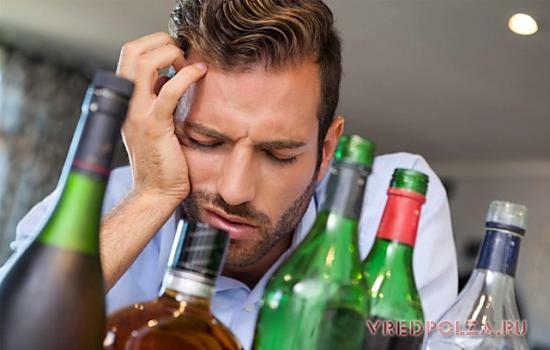 Настои чабреца помогают избавиться от алкоголизма
