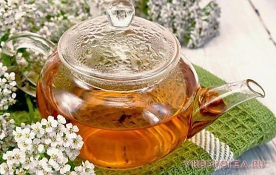 Из травы можно делать лекарственный чай, отвар, спиртовые и водные настойки
