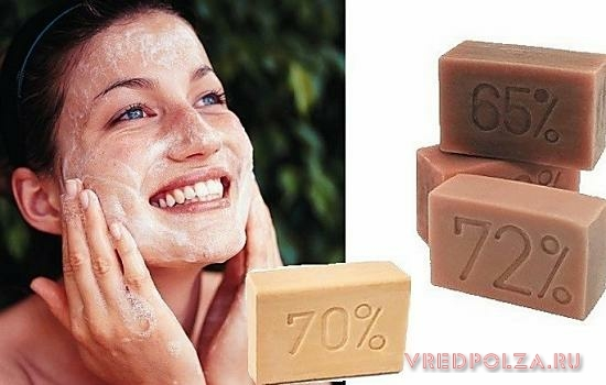 хозяйственное мыло чем полезно