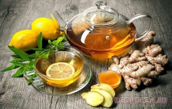 Имбирный чай – вкусный, целебный напиток с пряным восточным ароматом и приятной жгучестью