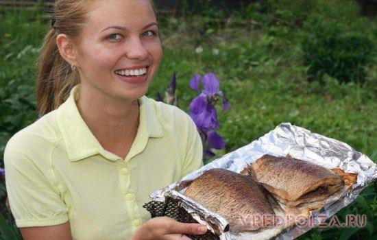 В период беременности и лактации блюда из морского окуня не противопоказаны