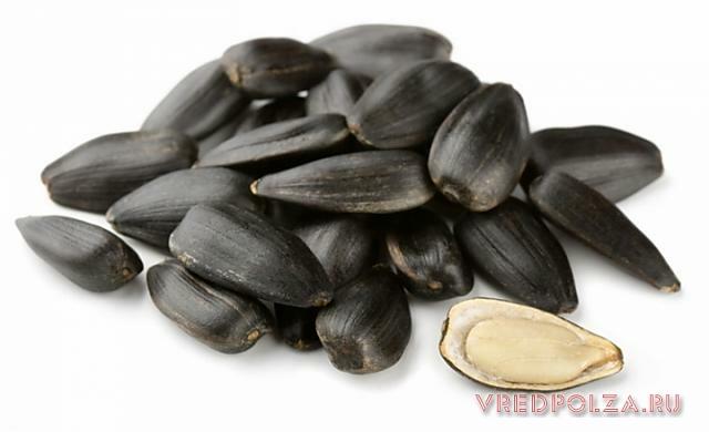 семечки подсолнуха от холестерина рецепты