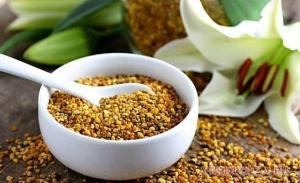 Цветочная пыльца: полезные свойства и противопоказания